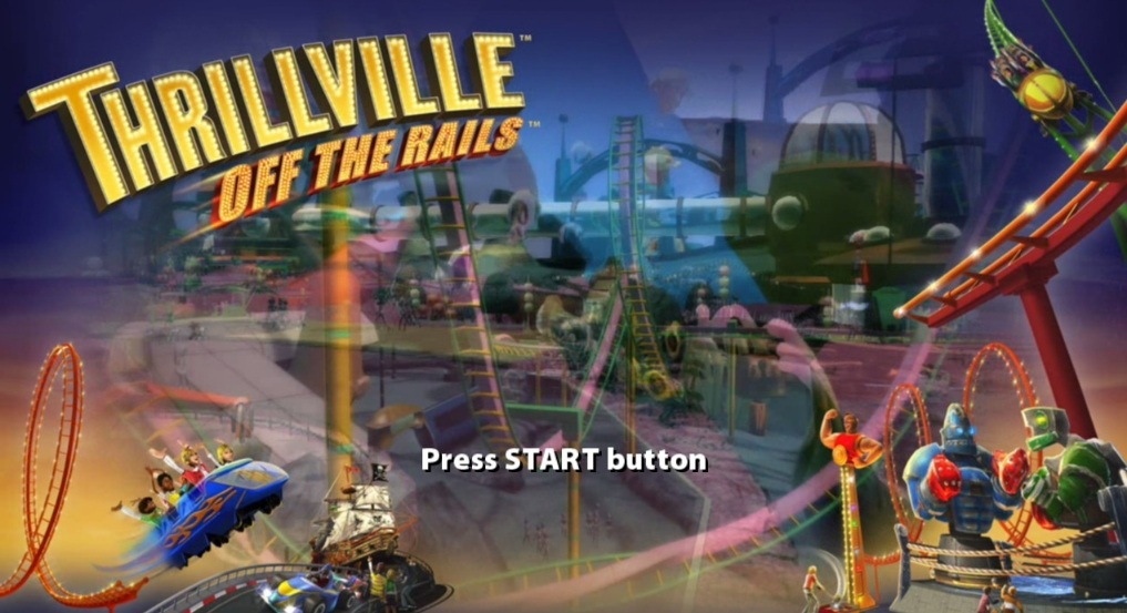 Thrillville Off The Rails Apk iOS Latest Version Free Download