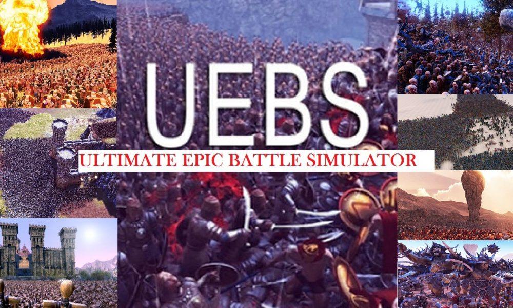Ultimate Epic Battle Simulator Full Version PC Game Download
