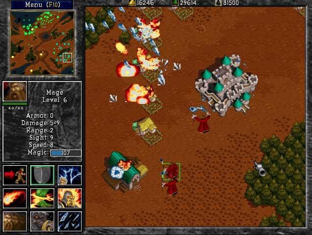 Warcraft 2 Full Version PC Game Download