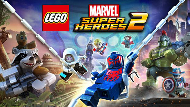 LEGO Marvel Super Heroes 2 iOS Version Full Game Free Download