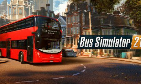 Bus Simulator 21 PC Game Download
