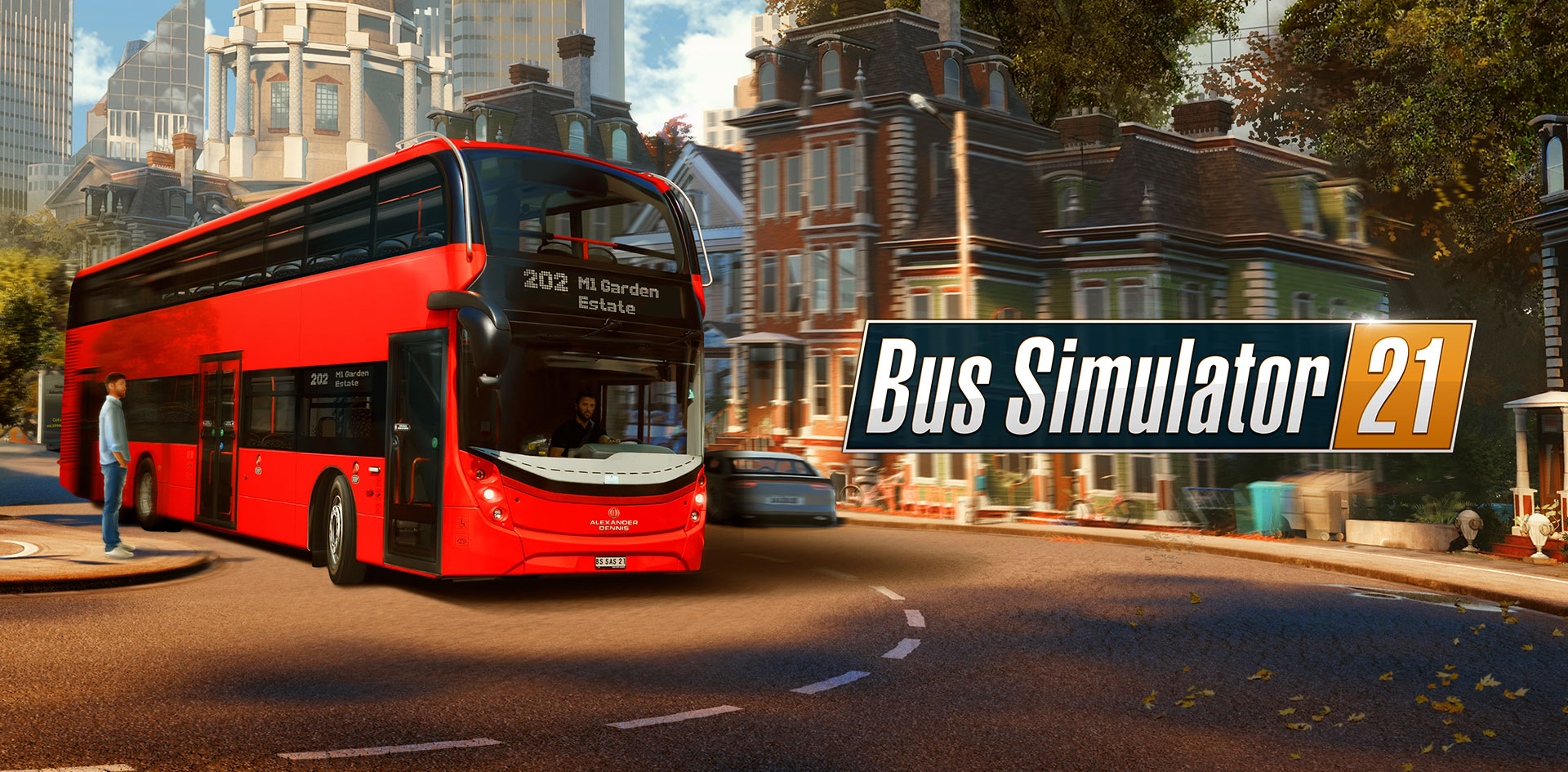 Bus Simulator 21 PC Game Download
