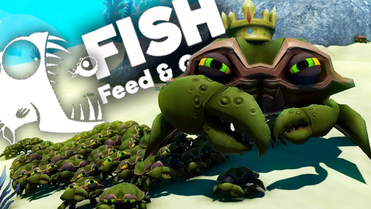 Feed and Grow: Fish iOS Version Full Game Free Download