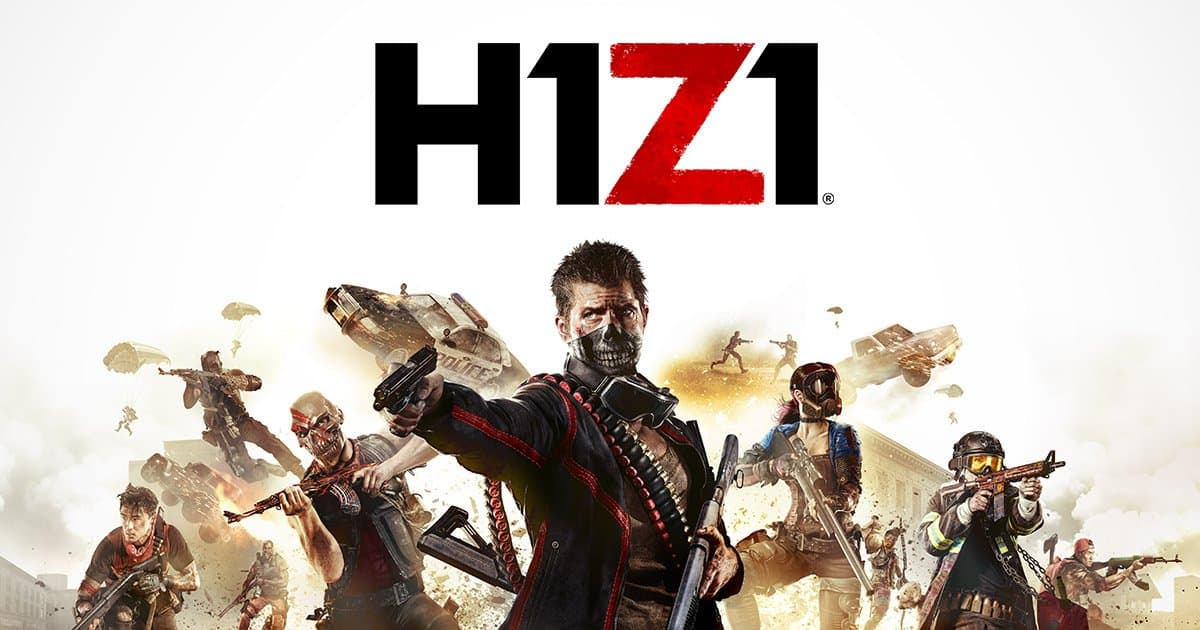 H1Z1 Full Version PC Game Download