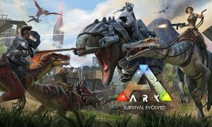 ARK Survival Evolved PC Version Game Free Download