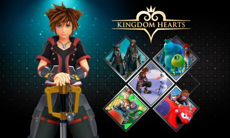 Download Watch Kingdom Hearts 3 Full Version PC Game