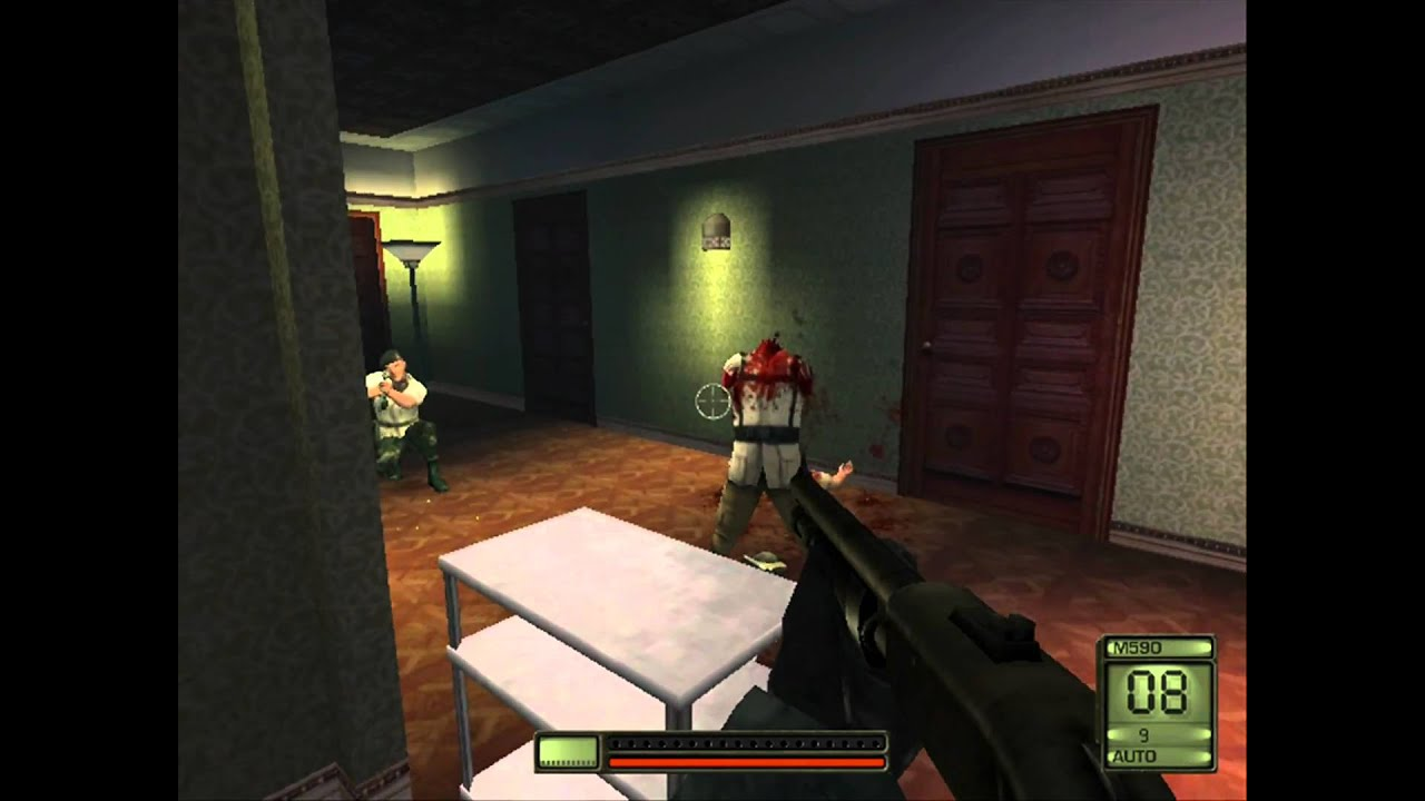 Soldier Of Fortune 2 PC Version Game Free Download