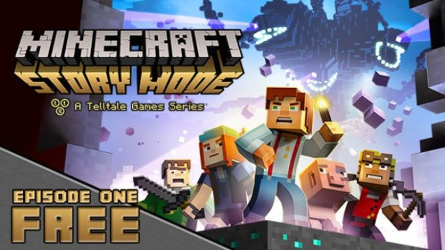 Minecraft: Story Mode – A Telltale Games Series PC Latest Version Game Free Download