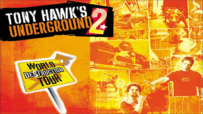 Tony Hawk's Underground 2 PC Version Full Game Free Download