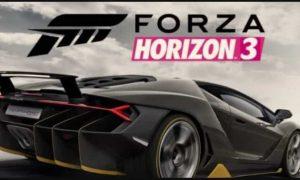 Forza Horizon 3 Apk iOS Latest Version Free Download