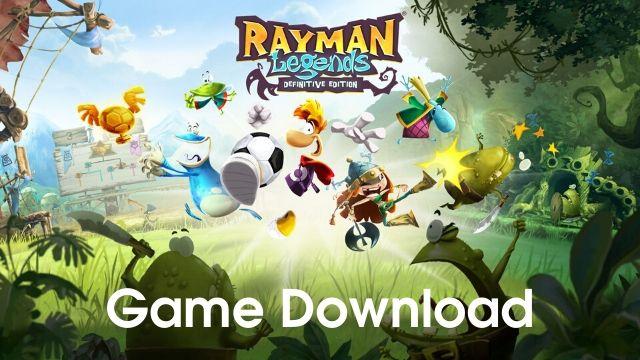 Rayman Legends APK Full Version Free Download