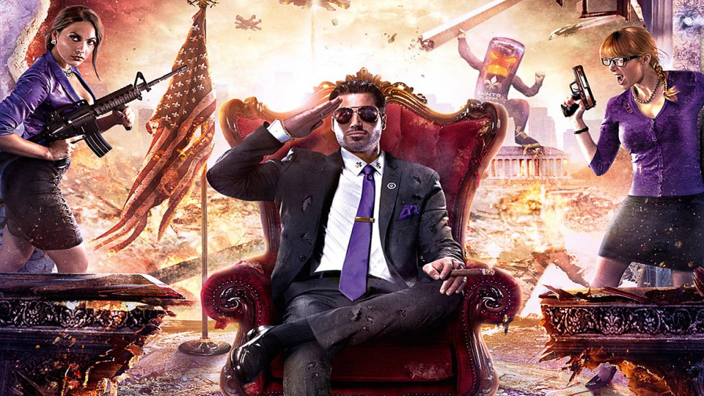 Saints Row 4 Apk Mobile Game Free Download