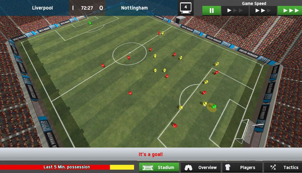 Soccer Manager 2018 PC Latest Version Game Free Download