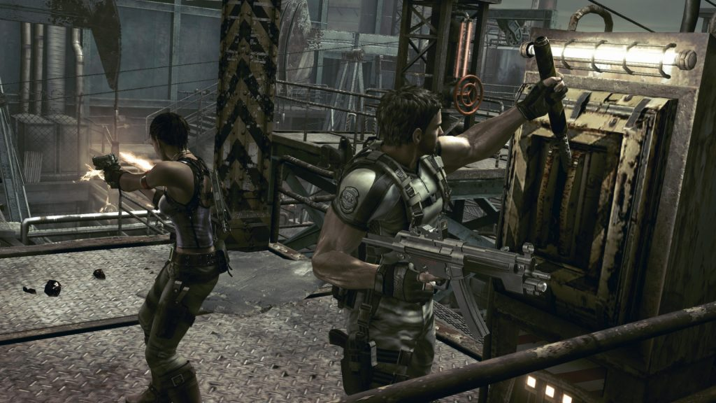Resident Evil 5 iOS/APK Version Full Game Free Download