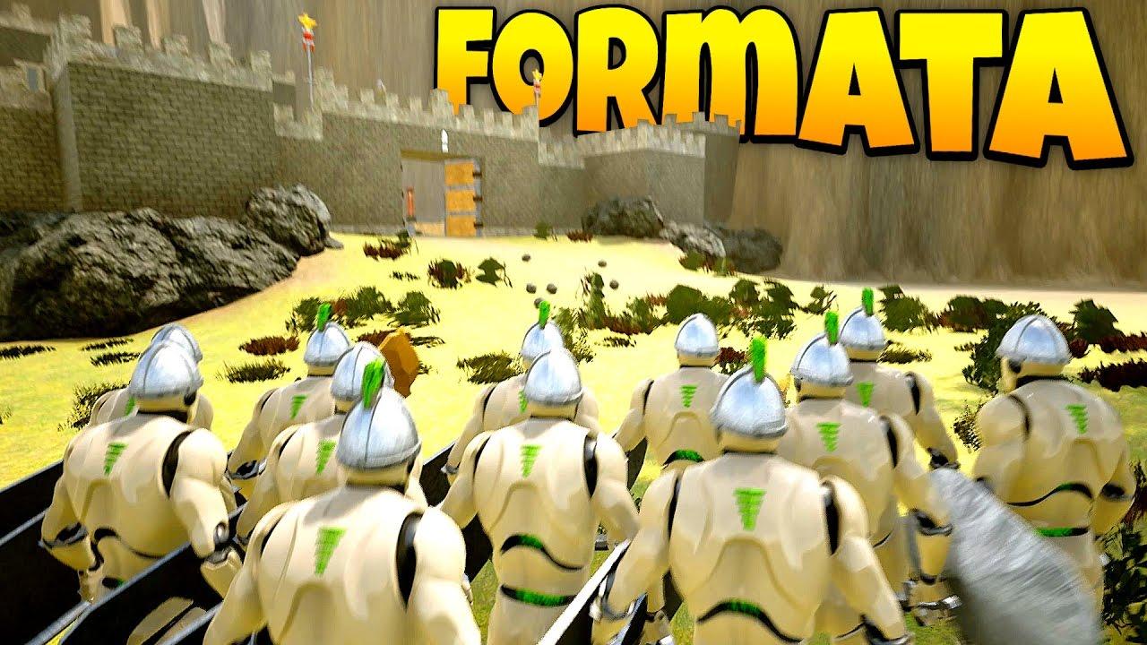 Formata PC Game Latest Version Free Download