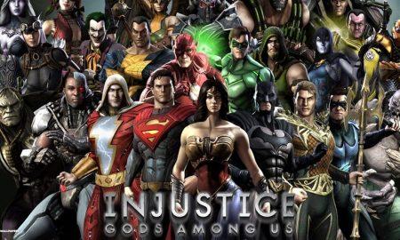 Injustice Gods Among Us iOS/APK Version Full Game Free Download