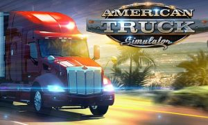 American Truck Simulator PC Latest Version Game Free Download