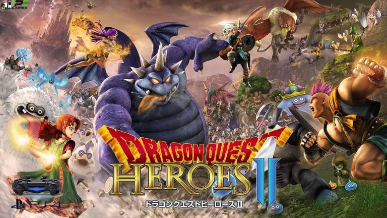 Dragon Quest Heroes 2 PC Full Version Free Download