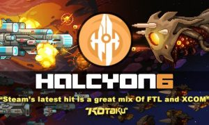 Halcyon 6: Starbase Commander PC Version Game Free Download