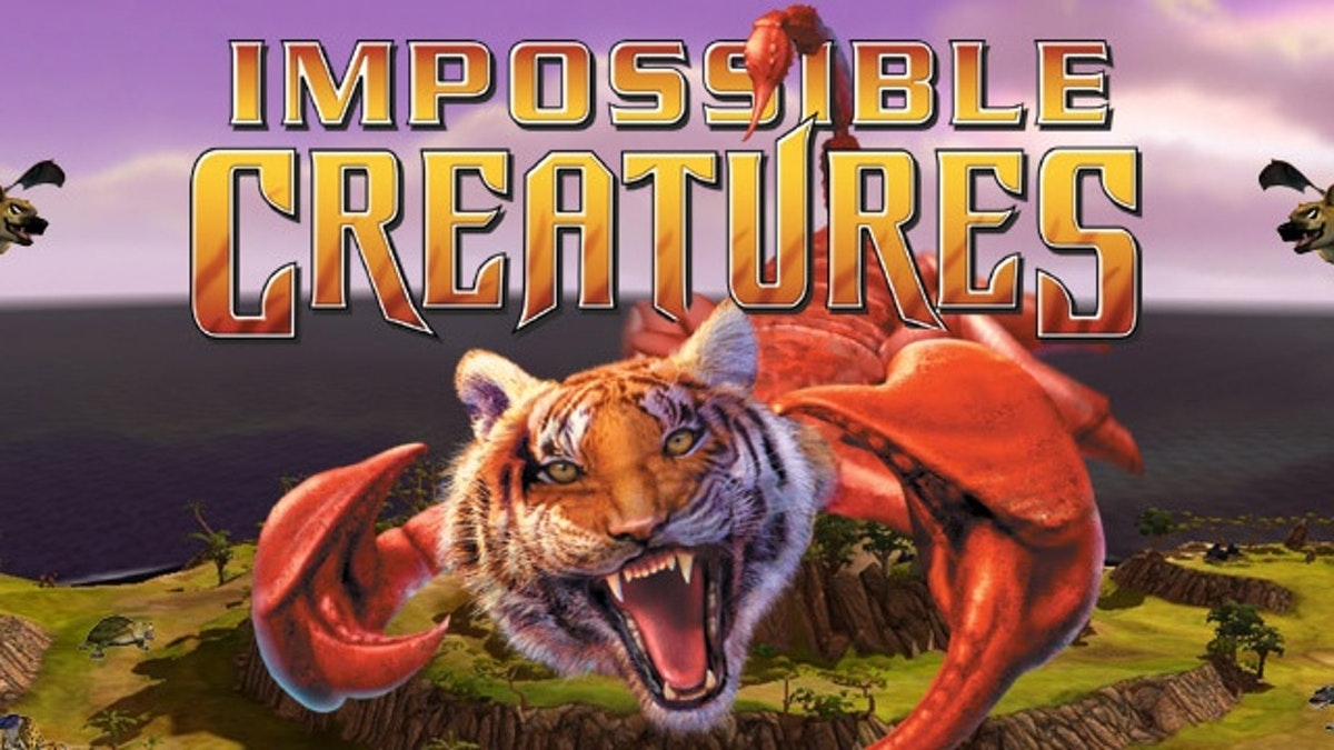 Impossible Creatures Remastered Edition iOS/APK Full Version Free Download