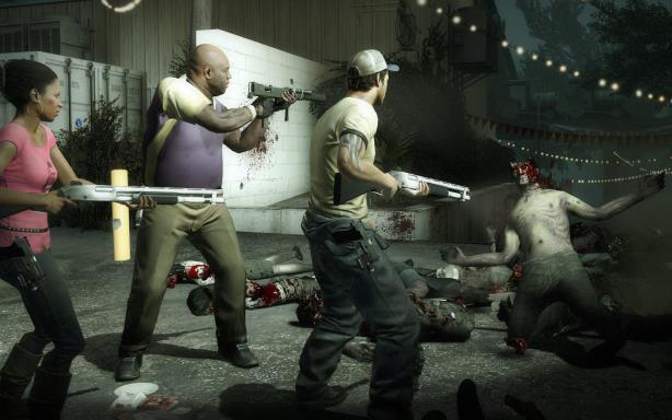 Left 4 Dead 2 PC Latest Version Free Download