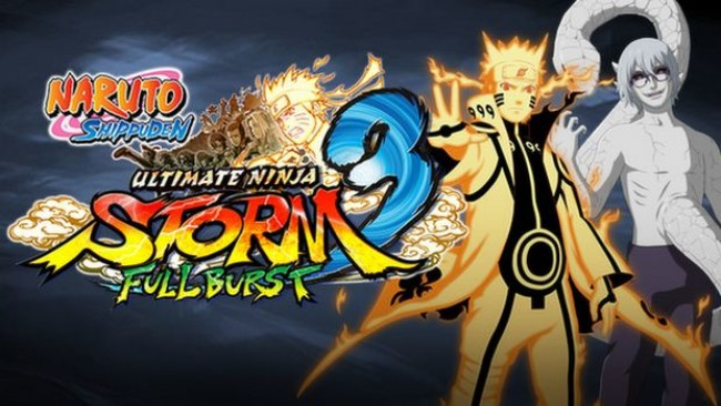 Naruto Shippuden: Ultimate Ninja Storm 3 PC Game Latest Version Free Download