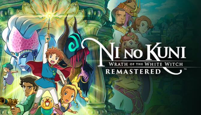 Ni no Kuni Wrath of the White Witch Remastered Android/iOS Mobile Version Full Game Free Download