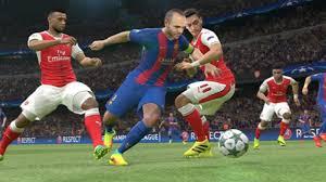 Pro Evolution Soccer 2017 PC Game Free Download