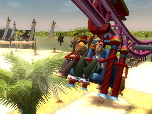 RollerCoaster Tycoon 3: Platinum Game Full Version Free Download