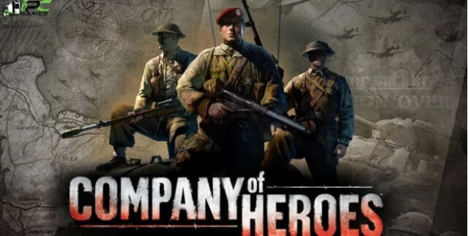 Company of Heroes Complete Edition PC Version Full Game Free Download