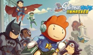 Scribblenauts Unmasked A DC Comics Adventure PC Game Download