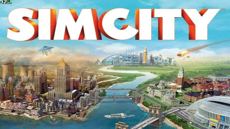 SimCity 4 Deluxe Edition PC Version Game Free Download