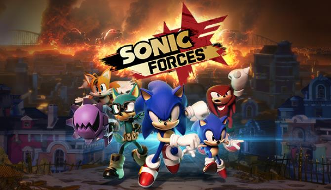 Sonic Forces iOS/APK Version Full Game Free Download