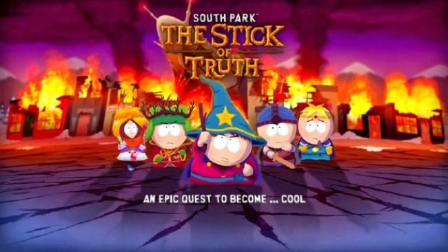 South Park Stick Of Truth PC Version Full Game Free Download