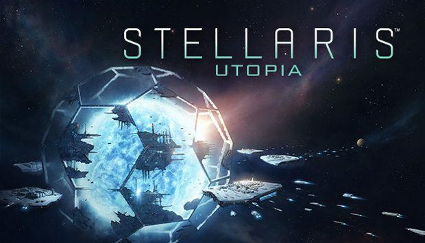 Stellaris: Utopia PC Version Full Game Free Download