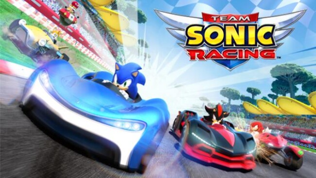 Team Sonic Racing PC Latest Version Free Download