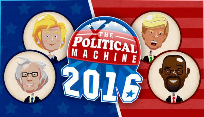 The Political Machine 2016 iOS/APK Version Full Game Free Download