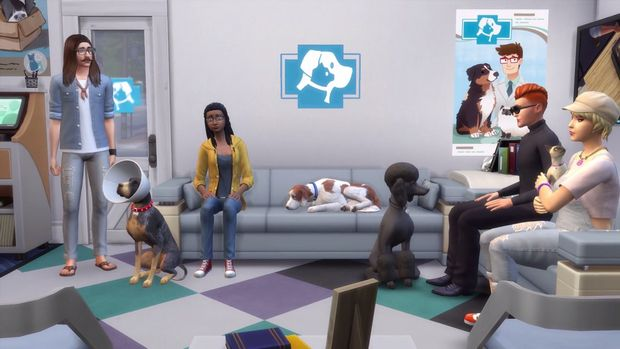 The Sims 4 Dogs and Cats iOS Latest Version Free Download