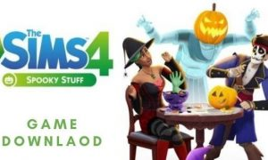 The sims 4 spooky stuff PC Version Game Free Download