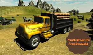Truck Driver PC Version Game Free Download