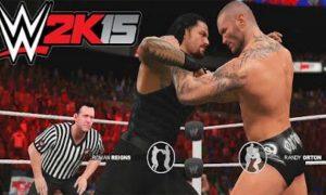 WWE 2K15 iOS Version Full Game Free Download