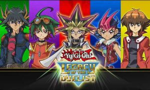 Yu Gi Oh Legacy of the Duelist iOS/APK Version Full Game Free Download