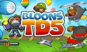 Bloons TD 5 iOS Latest Version Free Download
