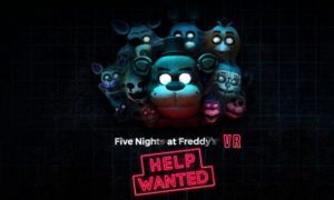 Five Nights At Freddy's VR: Help WantediOS/APK Full Version Free Download