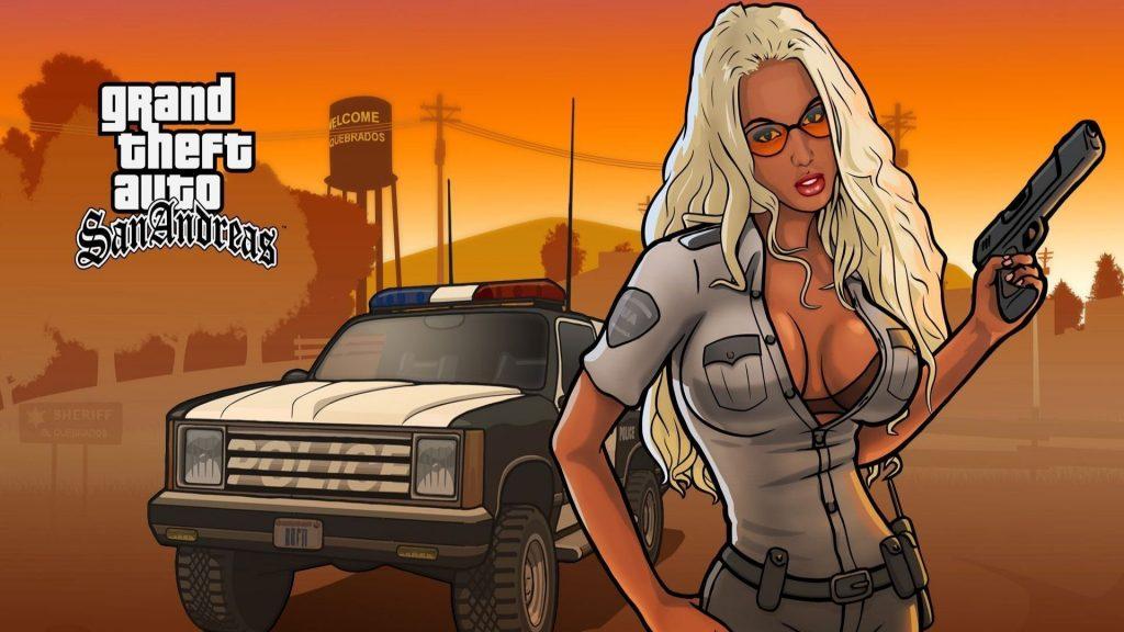 GTA San Andreas PC Version Full Game Free Download