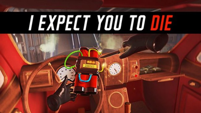 I Expect You To Die PC Latest Version Free Download
