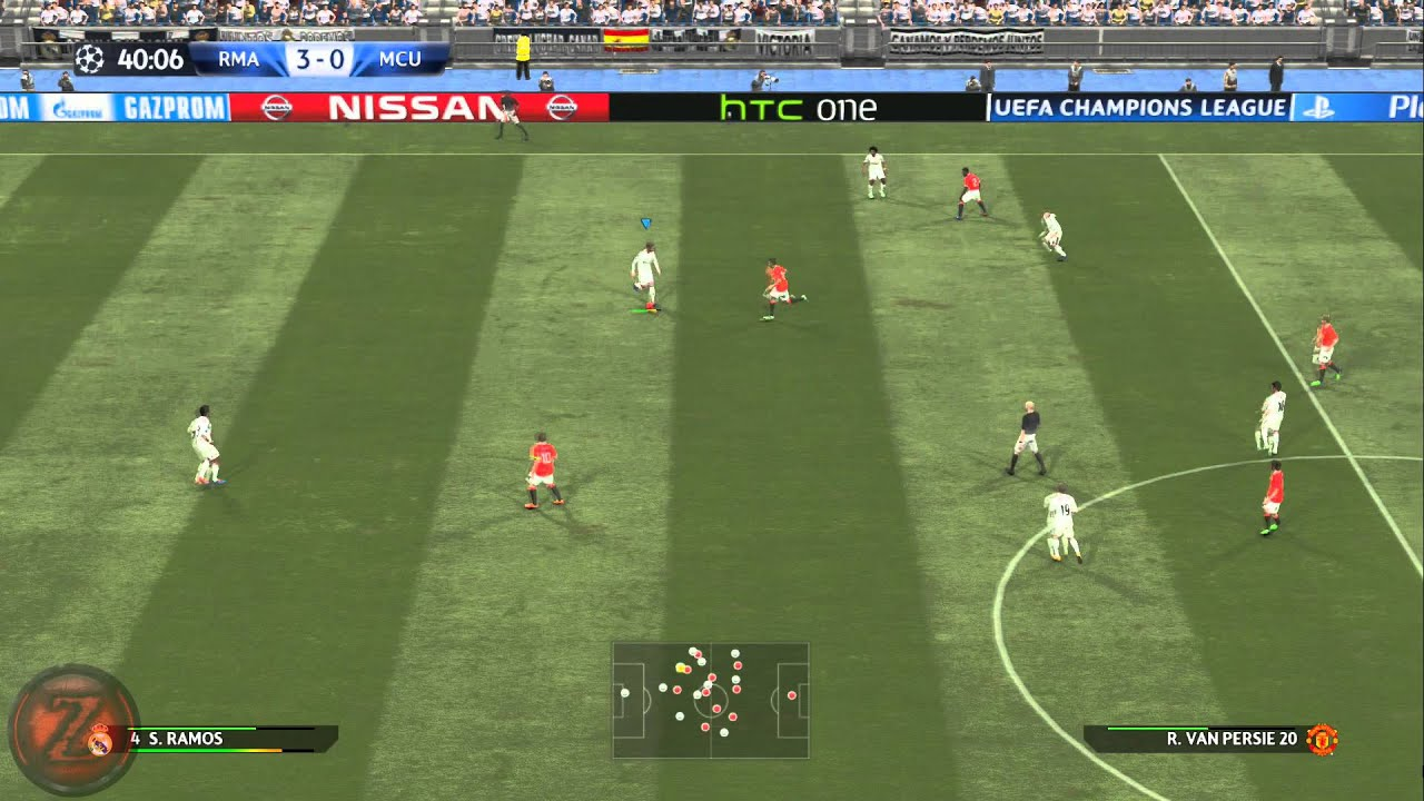 Pro Evolution Soccer 6 Android/iOS Mobile Version Full Game Free Download