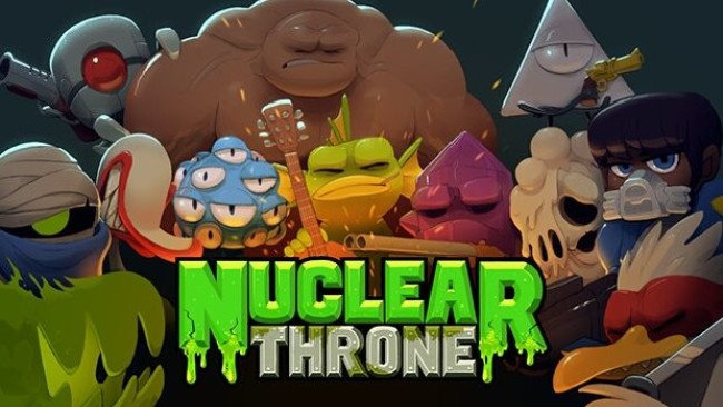 Nuclear Throne PC Version Game Free Download