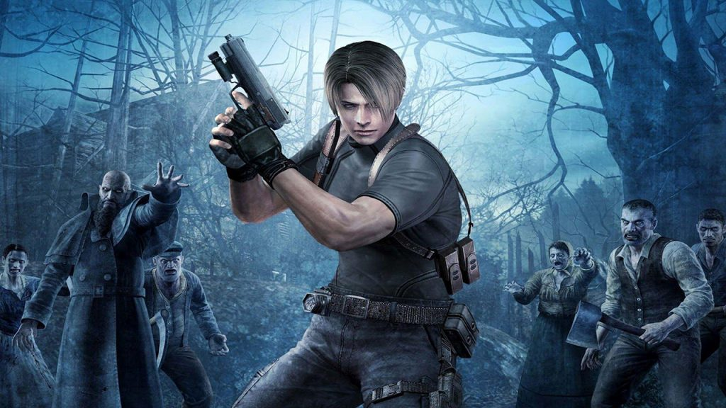 Resident Evil 4 Ultimate HD iOS/APK Version Full Game Free Download