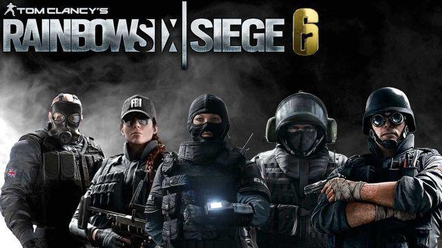 Tom Clancy's Rainbow Six Siege iOS/APK Version Full Game Free Download